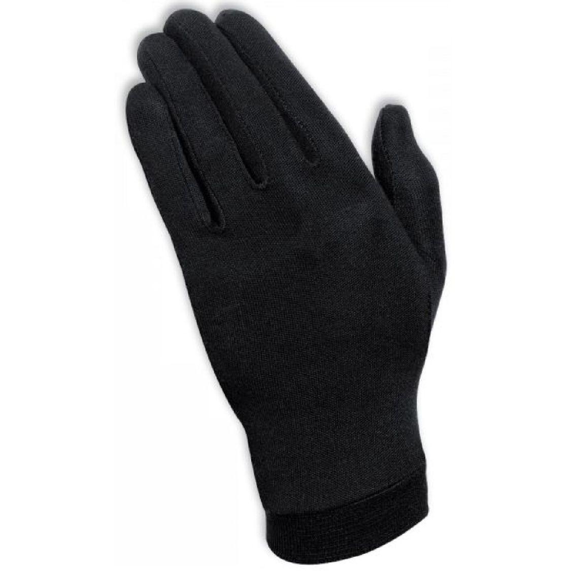 HELD Unterziehhandschuhe Handschuhe Motorrad Silk Roller 2132 SEIDE schwarz