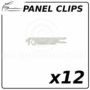Panel Clips Windscreen Peugeot 308/508/Citroen C5 Pack of