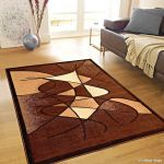 Details About Rugs Area Rugs Carpets 8x10 Rug Modern Large Floor Room Big Cool Brown Cute Rugs
