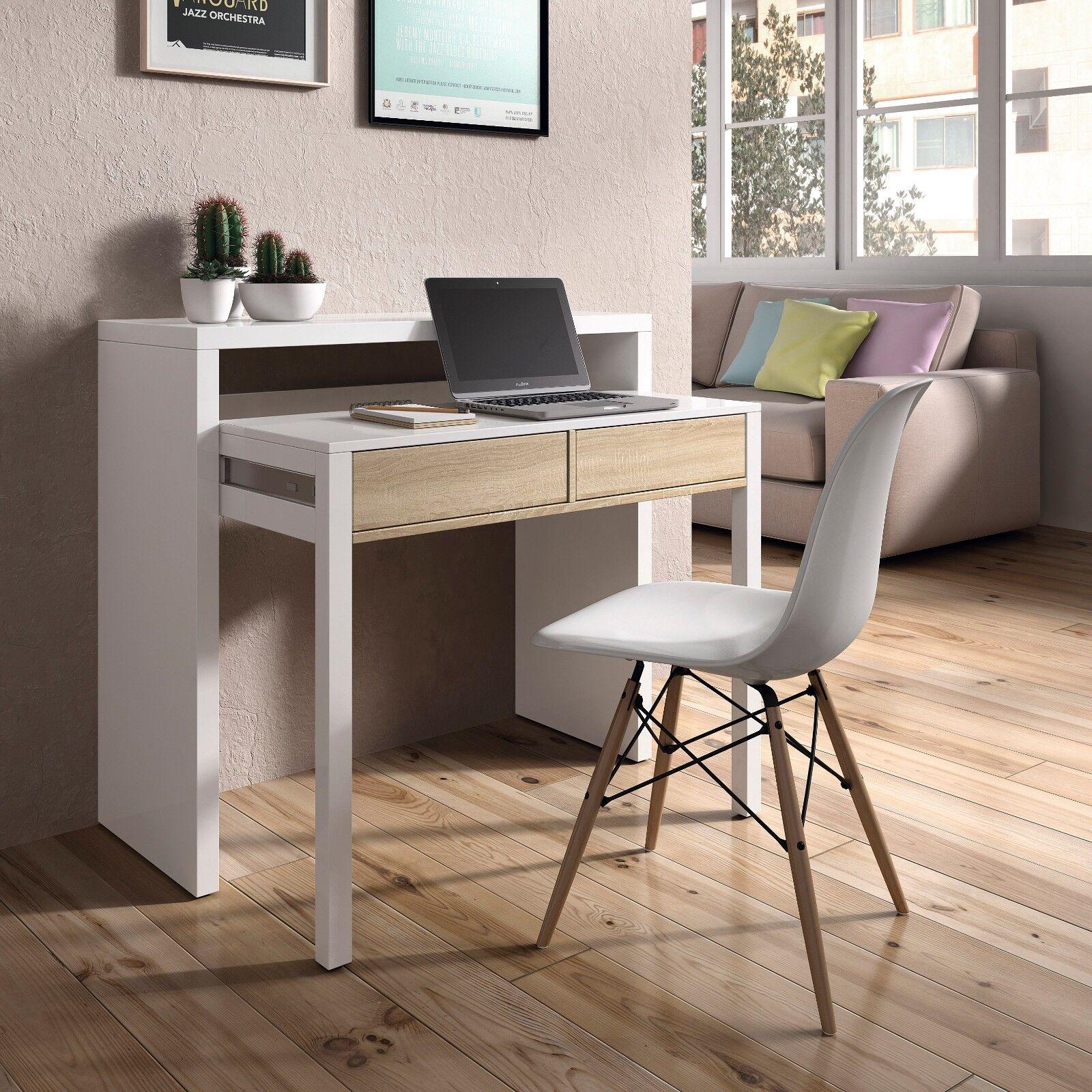 Mesa consola escritorio mesa extensible mesa para