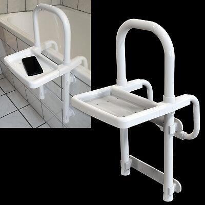 Badewannen Einstiegshilfe mit Ablagefach Badehilfe Badewannengriff Hilfsmittel