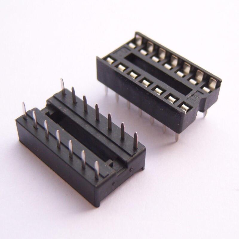 556 Dual Timer Ic 16 Pin Dip Pack Of 1