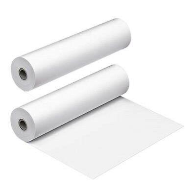 2 Faxrollen Thermofaxrollen Faxpapier Thermopapier 210 mm x 15m 12mm Kern