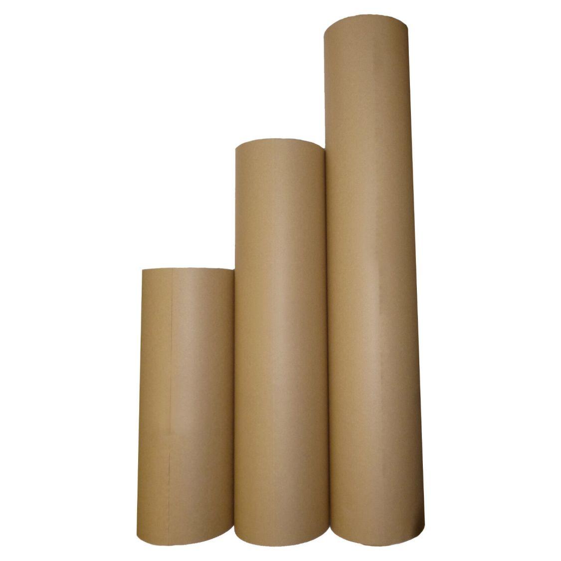 Natronpapier Schrenzpapier Kraftpapier Packpapier Rollen 80g Größe/Menge wählbar