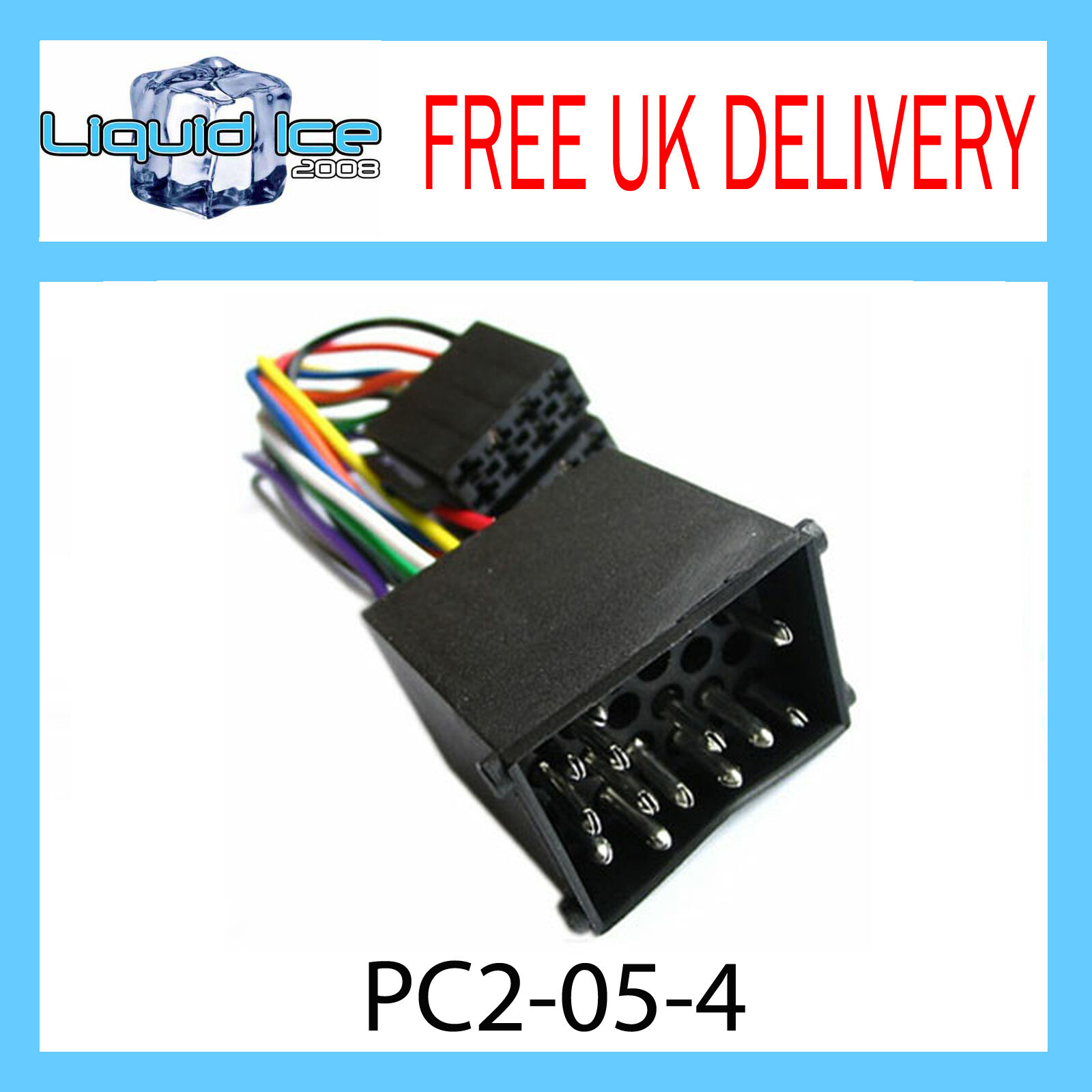 hight resolution of details about pc2 05 4 bmw mini z3 round pin iso lead stereo headunit harness adaptor wiring