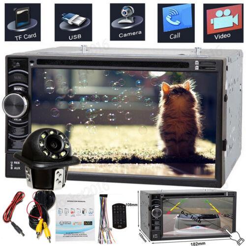 2DIN DVD CD Autoradio Bluetooth AUX FM&Kamera Für Opel Vectra C Astra Mokka Adam