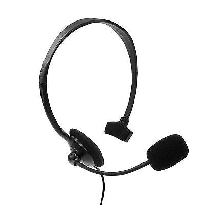 Playstation 4 PS4 Gaming Headset Kopfhörer mit Mikrofon wired Kabel gebunden