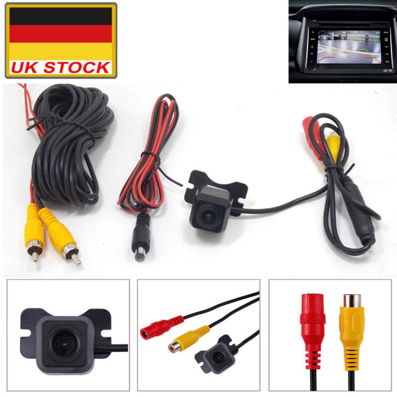 Auto Funk 170° Rückfahrkamera Nachtsicht KFZ LED Monitor Einparkhilfe NEU