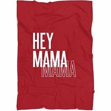 Hey Mama Song Lyrics Blanket | eBay