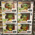 Funko Pop Star Wars The Mandalorian : The Child Baby Yoda Vinyl Figure 1x