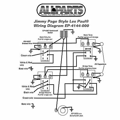 Les Paul Guitar Wiring Kit Les Paul Wiring Diagram