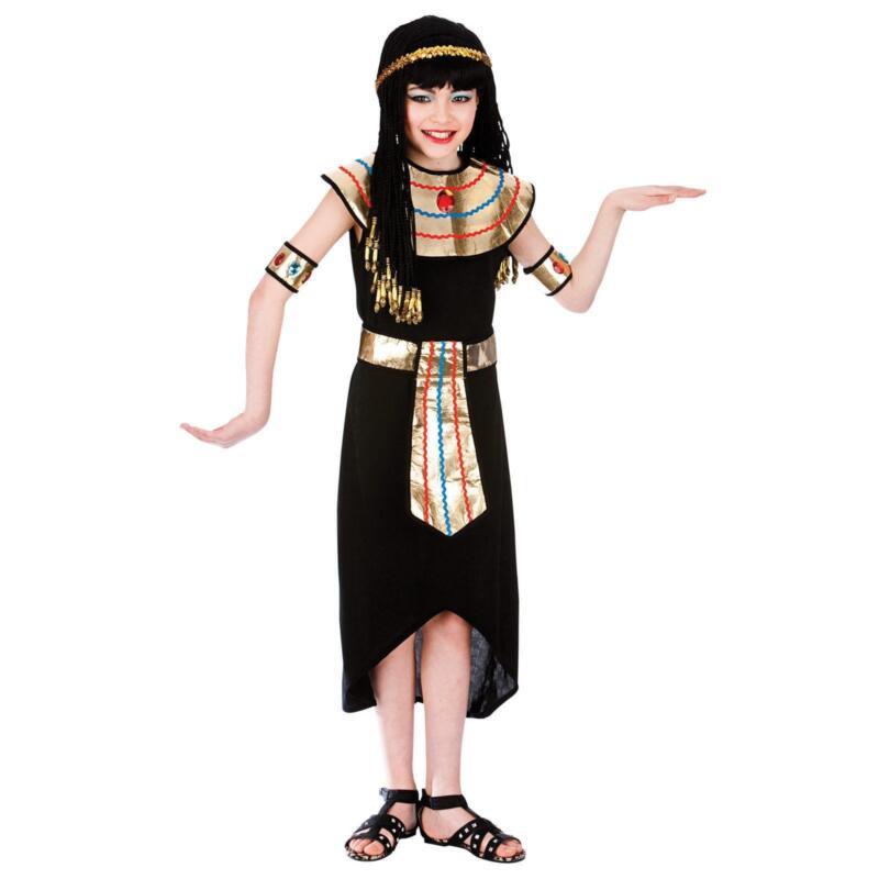 Egyptian Queen Cleopatra Costume Girls
