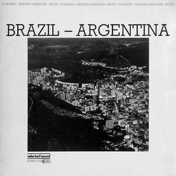 Selected Sound ST 150 BRAZIL ARGENTINA Okko Bekker & Hans Haider BOSSA BREAKS