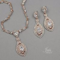 Rose Gold Jewelry Sets | eBay