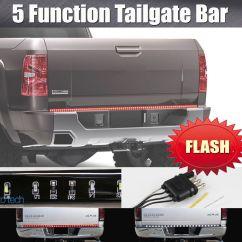 Led Tailgate Bar Square D Transformer Wiring Diagram 60 Quot Flashing Strobe Blinking Strip Brake