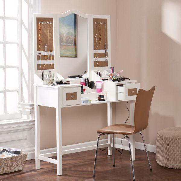 Build Bedroom Vanity