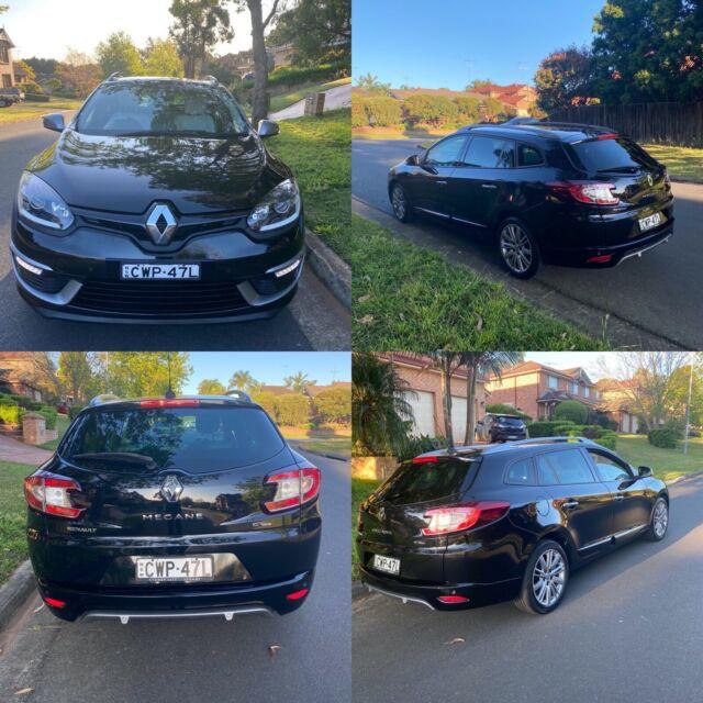 2014 Renault Megane Gt-line Premium 6 Sp Automatic 4d Wagon | Cars. Vans & Utes | Gumtree Australia The Hills District - Castle Hill | 1259359127