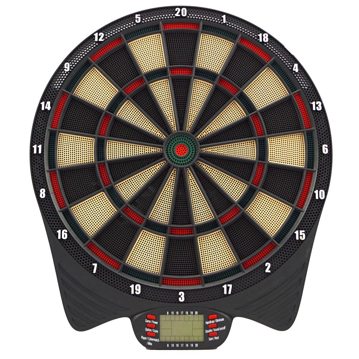 Best Sporting Elektronische Dartscheibe Dartautomat Dartboard elektronisch York