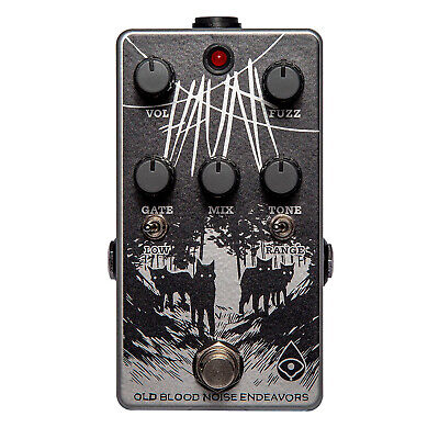 Old Blood Noise Endeavors Haunt Fuzz V2 Gated Pedal