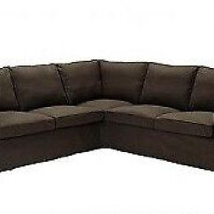 Sectional Sofa Couch Long Island Style Ikea 2 Ektorp Slip Cover 100 Couches Futons Woodstock Kijiji