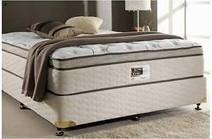 Why Pay 249 For Exdisplay Queen Pillowtop Mattress We 189