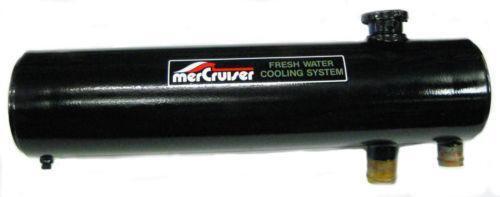 boat water system diagram ground fault circuit breaker wiring mercruiser heat exchanger: parts | ebay