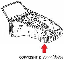Jeep Grand Cherokee Battery Cable Harness, Jeep, Free