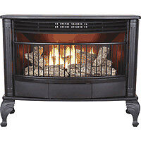 Cedar Ridge Hearth Vent Free Natural Gas Propane LP ...