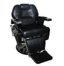 barber shop chairs rio 5 position backpack chair with cooler ebay antique