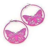 Neon Earrings | eBay