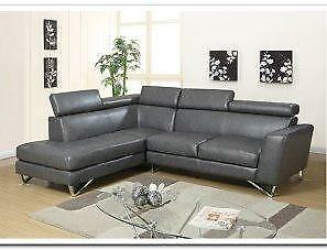 black friday sofa deals toronto covers australia kmart sectional buy and sell furniture in gta kijiji pre sale on now 2pcs air leather with adjustable head rest 799