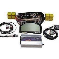 Haltech Interceptor Platinum Wiring Diagram Fox Skeleton Engine Computers Ebay Ecu
