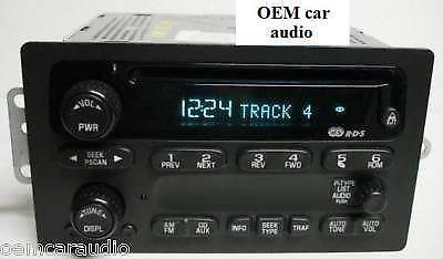 GMC Envoy Stereo Parts  Accessories  eBay