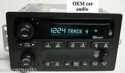 GMC Envoy Stereo: Parts & Accessories   eBay