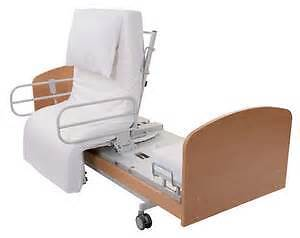 posture chair gumtree caravan canopy theraposture rotoflex assistance electric bed | in great barr, west midlands