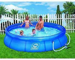 Piscine gonflable hydroforce