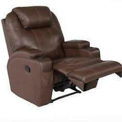 Recliner Chairs Cheap Small Modern Kitchen Table And Chair Ebay Leather