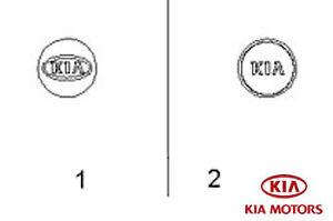 Genuine Kia Sportage 2010-2013 Alloy Wheel Centre Cap