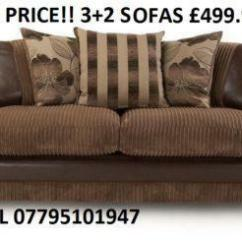 Brown Fabric Sofa Macys Sleeper Sale Dfs Ebay