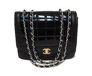Vintage Chanel Bag Ebay
