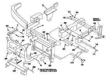 western snow plow wiring diagram ford 2000 club car meyer mount: plows & parts | ebay
