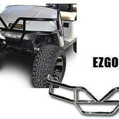 Ezgo Windshield Er Diagram For Hotel Reservation Brush Guard: Golf | Ebay