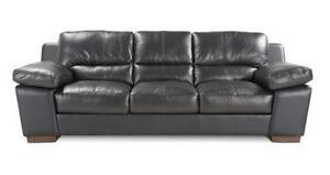 leather sofas dfs 5 in 1 air sofa bed india review ebay black