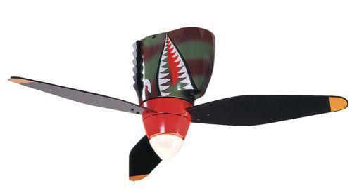 Airplane Ceiling Fan eBay
