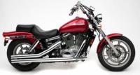 Honda Shadow 1100 Pipes   eBay