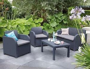 rattan garden chairs and table dining chair styles furniture patio outdoor ebay plastic