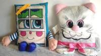 Pillow People: Stuffed Animals | eBay