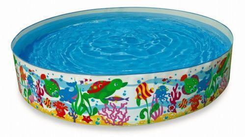 Hard Plastic Pool Ebay