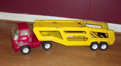 Metal Toy Trucks Ebay