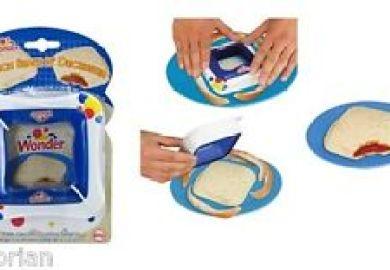Wonder Bread Crust Cutter And Sealer